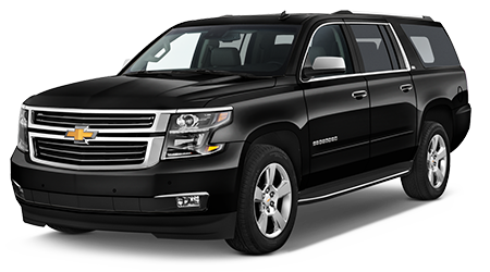 Stock Photo of Chevrolet Suburban