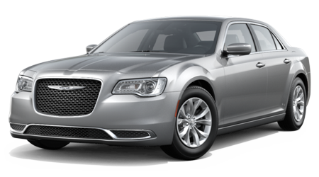 Stock Photo of 2016 Chrysler 300,