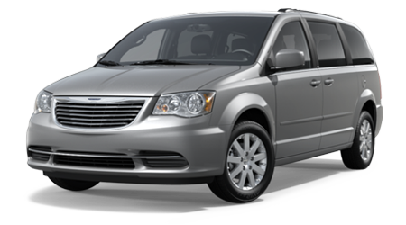 Stock Photo of 2016 Chrysler Town & Country