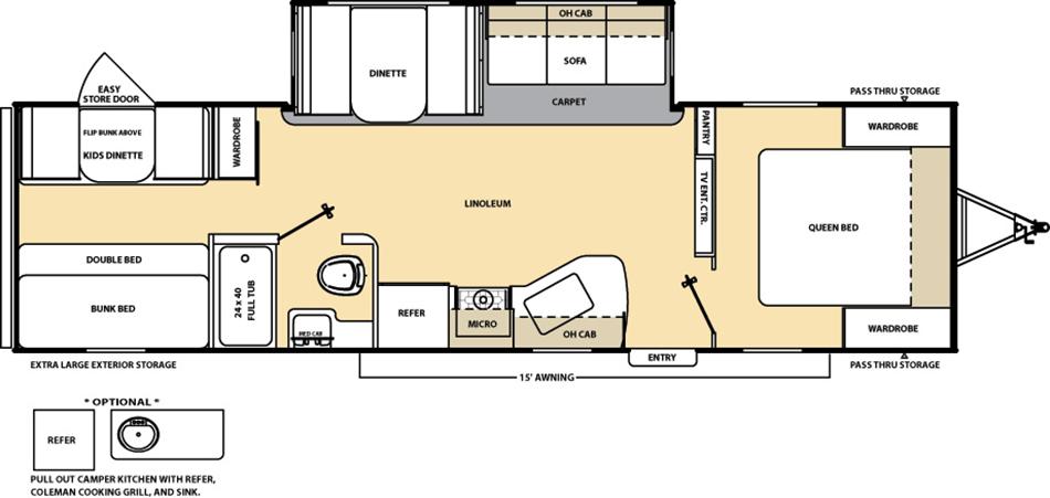 Catalina Rv Floor Plans Floor Matttroy