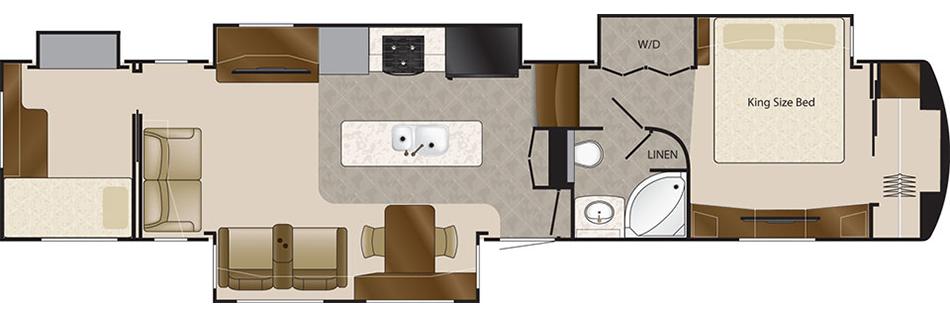 2016 DRV Elite Suites 43 Atlanta