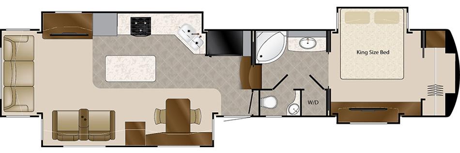 2016 DRV Elite Suites 43 Dallas