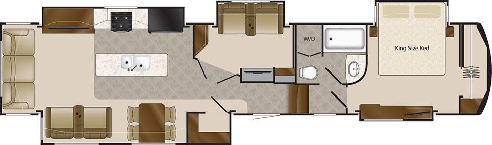 2016 DRV Elite Suites 44 Cumberland