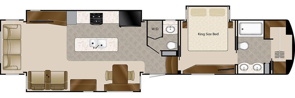 2016 DRV Elite Suites 44 Houston