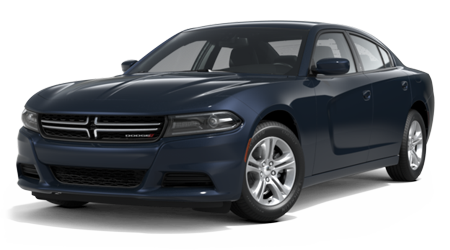 Stock Photo of 2016 Dodge Charger