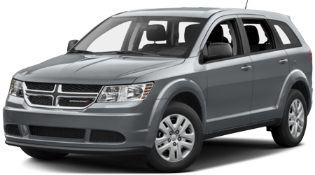 Stock Photo of 2016 Dodge Journey