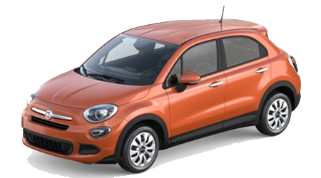 Stock Photo of 2016 Fiat 500X