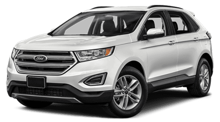 Ford Edge View Inventory
