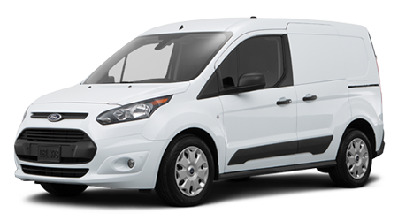 Stock Photo of 2016 Ford Transit Connect