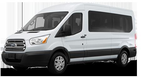 2015 Ford Transit Passenger
