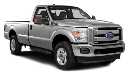 Stock Photo of 2016 Ford F-250