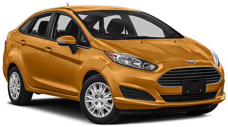 Stock Photo of 2016 Ford Fiesta