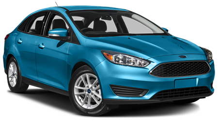 Stock Photo of 2016 Ford Focus