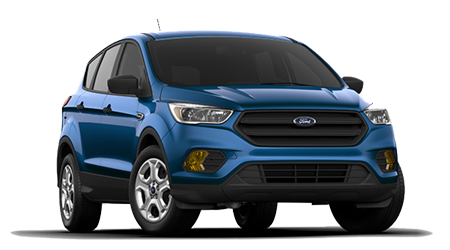 Stock Photo of 2017 Ford Escape
