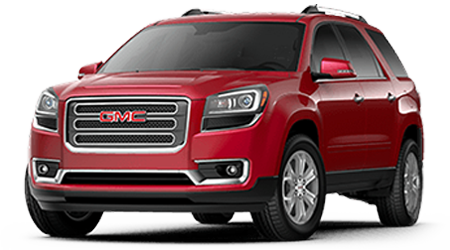 Stock Photo of 2016 GMC Acadia