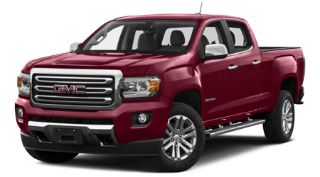 Stock Photo of 2016 GMC Canyon
