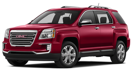 Stock Photo of 2016 GMC Terrain