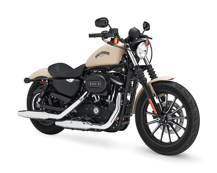 2015 Harley-Davidson Sportster Iron 883