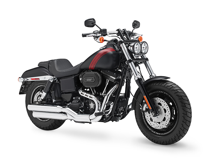 2016 Harley Davidson Dyna Fat Bob Motorcycle at Gateway Harley Davidson