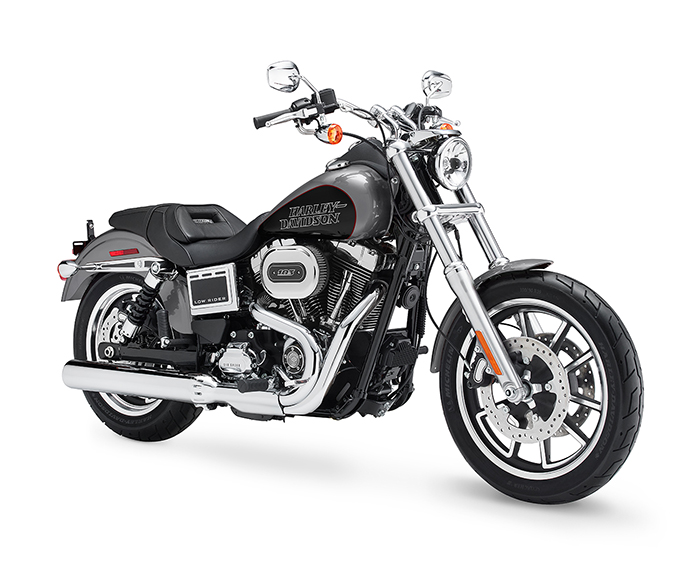 2016 Harley Davidson Dyna Low Rider Motorcycle at Gateway Harley Davidson
