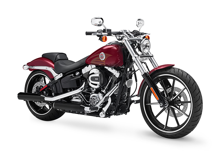 2016 Harley Davidson Softail Breakout Motorcycle at Gateway Harley Davidson