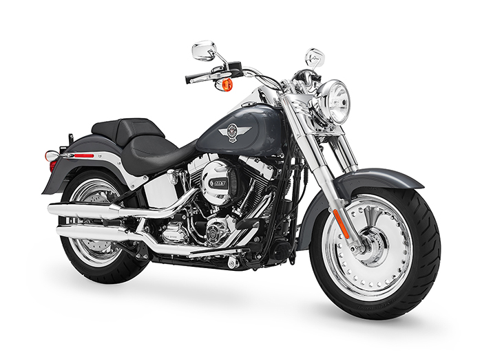 2016 Harley-Davidson Softail Fat Boy and Softail Fat Boy Lo in ...