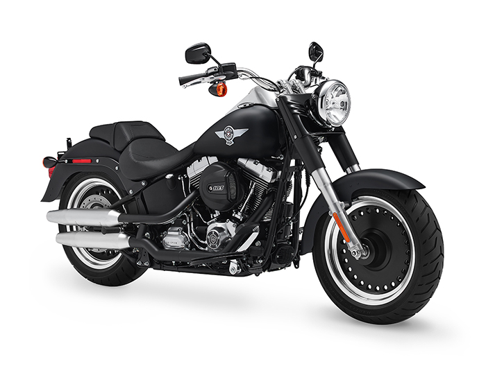 2016 Harley Davidson Softail Fat Boy Motorcycle at Gateway Harley Davidson