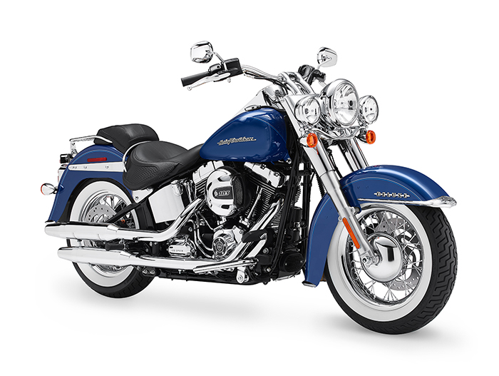 2016 Harley Davidson Softail Deluxe Motorcycle at Gateway Harley Davidson