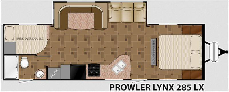 2016 Heartland Prowler Lynx 265 LX