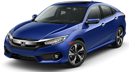 Stock Photo of 2016 Honda Civic