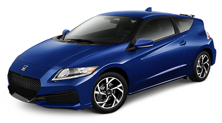Stock Photo of 2016 Honda CR-Z