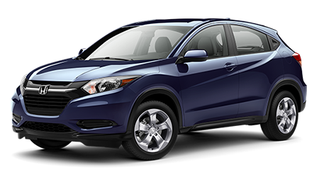 2016 HR-V AWD at your Western Washington Honda Dealers