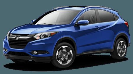 New Honda HR-V EX-L Navi