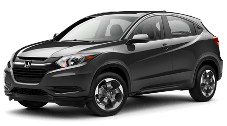 Honda Morristown Tn >> 2018 Honda HR-V Crossovers in Morristown, Tennessee | Honda Morristown