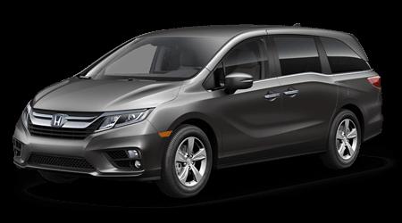 New Honda Odyssey LX