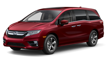 New Odyssey at Honda of Ocala