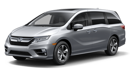 New Honda Odyssey Touring
