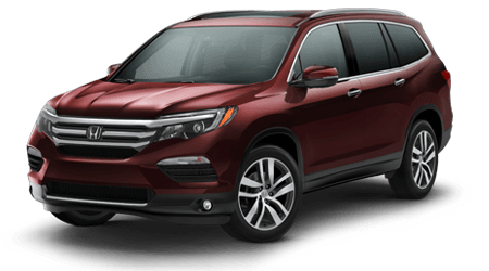 2018 Honda Pilot at Grainger Honda