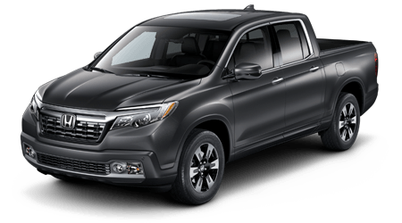 2018 Honda Ridgeline Available at Grainger Honda