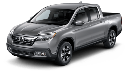 New Ridgeline at Honda of Ocala