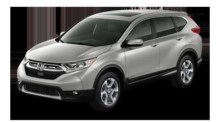 2019 Honda CR-V EX CVT AWD Gray
