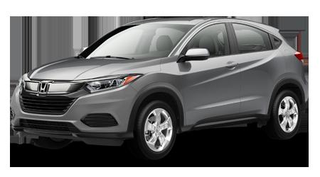 2019 Honda HR-V LX Gray