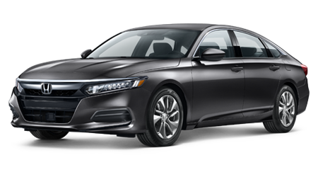 2019 Honda Accord LX Gray