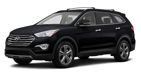 2015 hyundai santa fe vs ford escape in medford or. Black Bedroom Furniture Sets. Home Design Ideas
