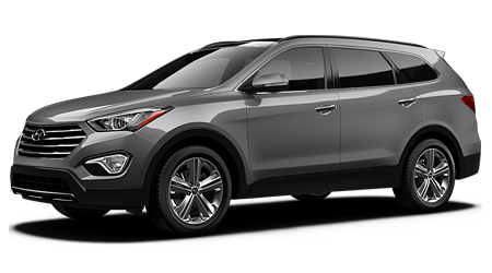Stock Photo of 2016 Hyundai Santa Fe