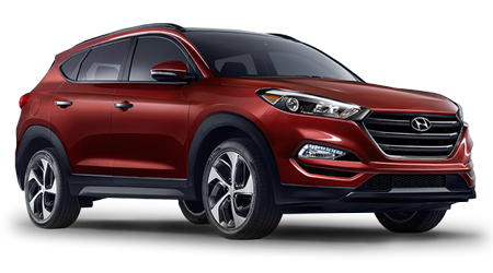 Stock Photo of 2016 Hyundai Tucson