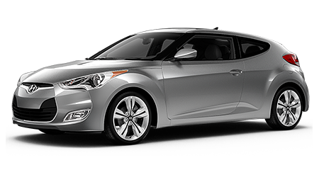Stock Photo of 2016 Hyundai Veloster