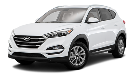 Stock Photo of 2017 Hyundai Tucson