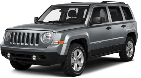 Stock Photo of 2016 Jeep Patriot