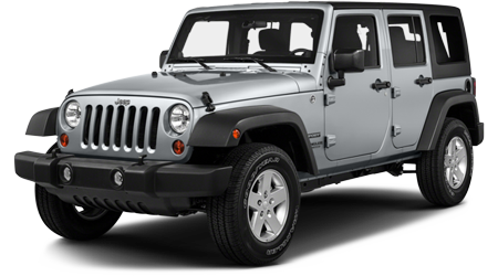 Stock Photo of 2016 Jeep Wrangler Unlimited